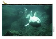 Beluga Whale 2 Carry-all Pouch