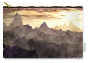Belzoni Mountain Range Carry-all Pouch