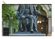 Ben Franklin At The University Of Pennsylvania Carry-all Pouch