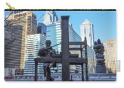 Ben Franklin Printing Press - Philadelphia Carry-all Pouch