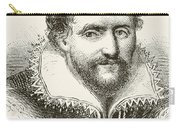 Ben Jonson 1572 To 1637. English Carry-all Pouch