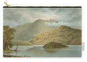 Ben Venue And Ellen's Isle   Loch Katrine Carry-all Pouch