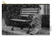 Bench And Boot 1 Carry-all Pouch by Michael Colgate