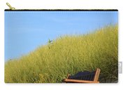 Bench At The Beach Carry-all Pouch