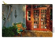 Benched In Fairhope Alabama Carry-all Pouch