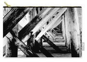 Beneath The Docks Night Carry-all Pouch