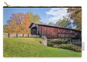 Benetka Road Covered Bridge Carry-all Pouch