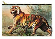 Bengal Tiger, Endangered Species Carry-all Pouch