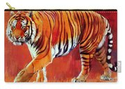 Bengal Tiger  Carry-all Pouch by Mark Adlington