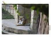 Bengal Tiger Resting Carry-all Pouch
