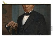 Benito Juarez (1806-1872) Carry-all Pouch by Granger