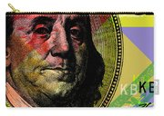 Benjamin Franklin - $100 Bill Carry-all Pouch