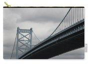 Benjamin Franklin Bridge Philadelphia Carry-all Pouch