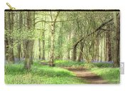 Bentley Woods, Warwickshire #landscape Carry-all Pouch