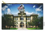Benton County Courthouse - Vinton, Iowa Carry-all Pouch