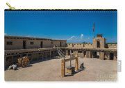 Bent's Fort Courtyard Carry-all Pouch
