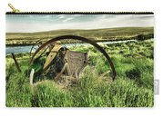 Bereft On The Grasslands T Carry-all Pouch