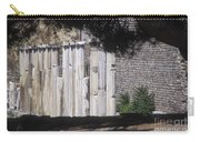 Bergama Asklepion Colonnade  Carry-all Pouch