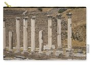 Bergama Colonnade Ruins Carry-all Pouch
