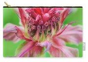 Bergamot Flower Carry-all Pouch