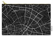 Berlin Germany Dark Map Carry-all Pouch