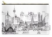 Berlin Medley Monochrome Carry-all Pouch
