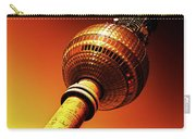 Berlin Television Tower - Berlin I Love You Carry-all Pouch