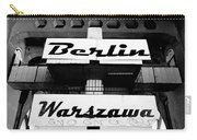 Berlin To Warsaw Frame 1  Carry-all Pouch