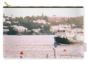 Bermuda Ferry Arriving Carry-all Pouch