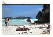Bermuda On The Beach Carry-all Pouch