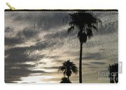 Bermuda Palms Carry-all Pouch
