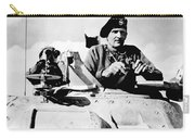 Bernard Law Montgomery Carry-all Pouch by War Is Hell Store