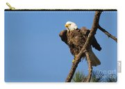 Berry Eagle Carry-all Pouch