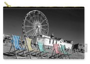 Beside The Seaside Beside The Sea Carry-all Pouch