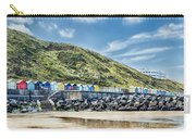 Beside The Seaside Carry-all Pouch