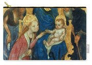 Besozzo: St. Catherine Carry-all Pouch