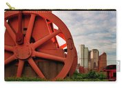 Bessemer Converter - Steel City - Pittsburgh Carry-all Pouch