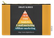 Best Digital Marketing Institute In Ameerpet Hyderabad Carry-all Pouch