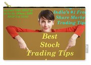 Best Stock Trading Tips App - Bigprofitapp Carry-all Pouch
