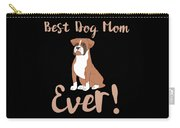 Bestdogmomever Boxer Carry-all Pouch