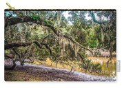 Bethany Cemetery Oaks And Tidal Creek Carry-all Pouch
