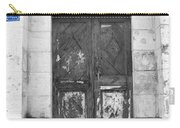 Bethlehem - Aged Door Carry-all Pouch