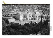 Bethlehem - Artas Convent Year 1900 To 1925 Carry-all Pouch