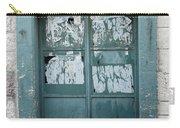 Bethlehem - Blue Door Carry-all Pouch