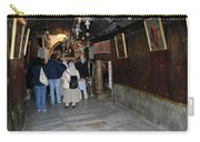 Bethlehem - Grotto Of Nativity 2009 Carry-all Pouch