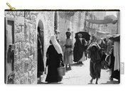 Bethlehem - Hard Working Woman Carry-all Pouch