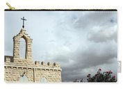 Bethlehem - Milk Grotto Cross Carry-all Pouch