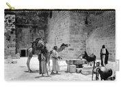 Bethlehem - Nativity Church 1920s Carry-all Pouch