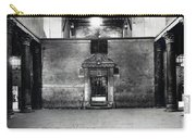 Bethlehem - Nativity Church Before Removal Of The Partition Wall 1918 Carry-all Pouch
