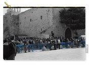 Bethlehem - Nativity Square Carry-all Pouch